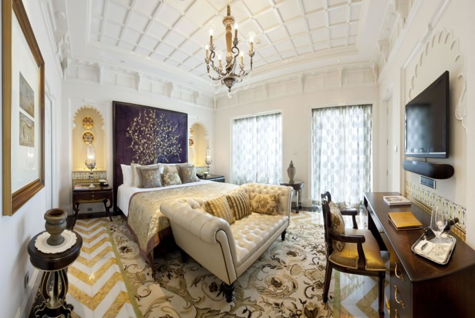 Suite Of The Week The Majestic Rajput Suite At The Taj