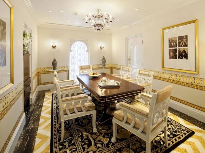 Rajput Suite Dining Area