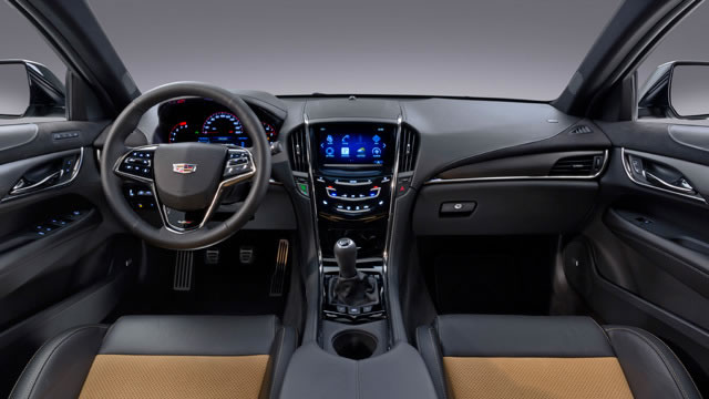 2013 Cadillac Escalade For Sale >> 2016 Cadillac ATS-V Coupe and Sedan officially unveiled