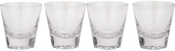 Handcrafted Crystal Tumblers