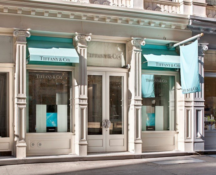 Tiffany New York
