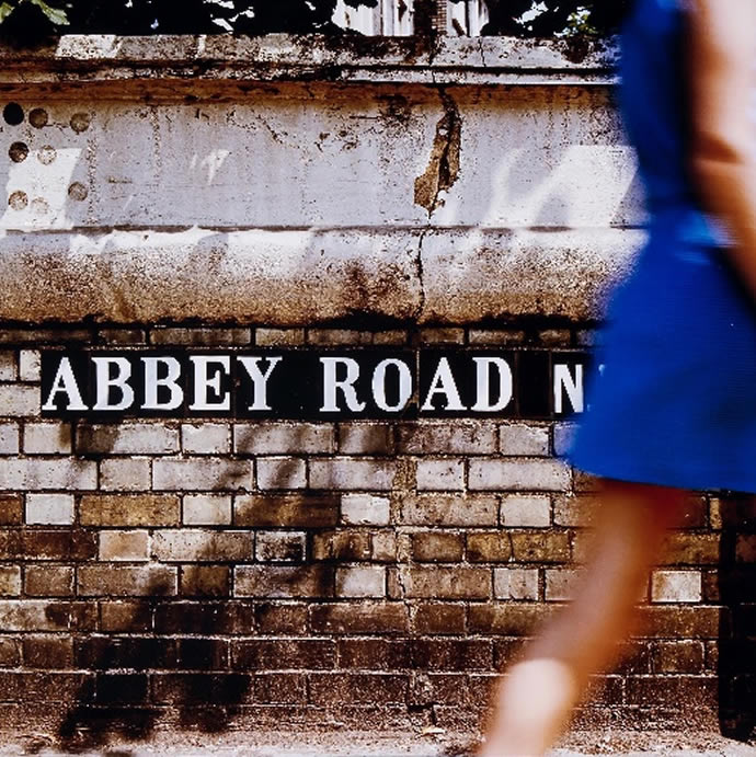 The Beatles Iconic Abbey Road Album Art Photos Sell For