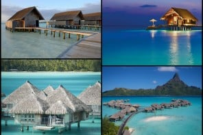 Top 9 most exquisite overwater villas in the world