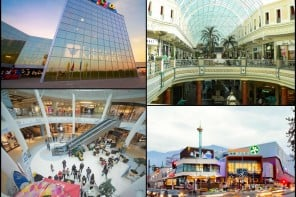 10 biggest malls in Europe