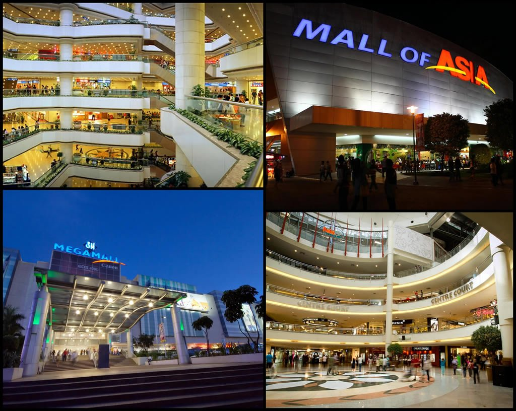 The 10 Gest Malls In Asia