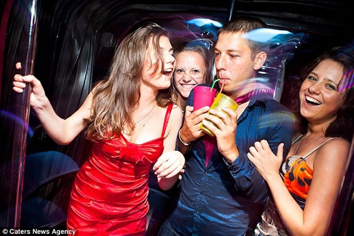 Dance Drink And Party Your Way Through The City In St