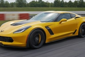 2015 Corvette Z06 is the best bang-for-the-buck supercar capable of crazy performance numbers