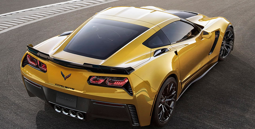 2015 Corvette Z06 is the best bang-for-the-buck supercar capable of ...