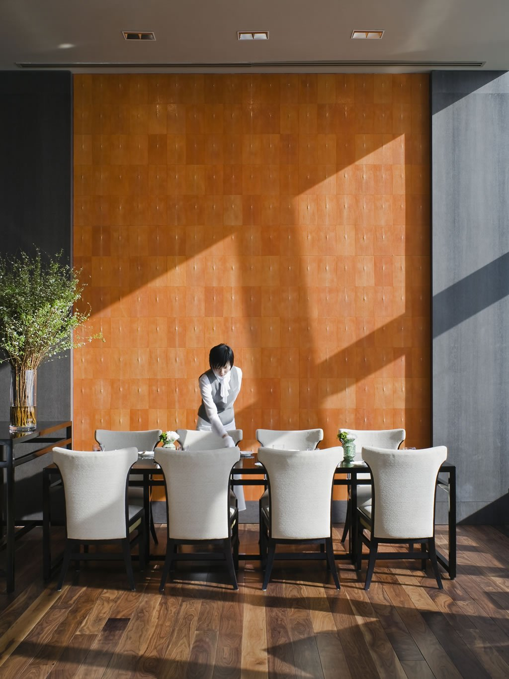 Suite of the week the splendid diplomatic suite at park hyatt dining room long table dzzzfo