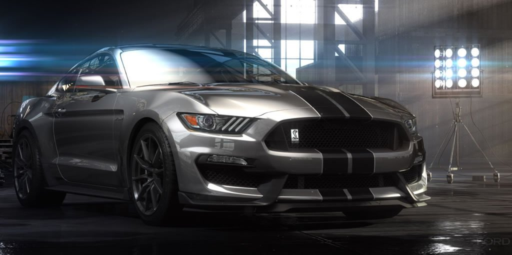 New Shelby Gt350 Mustang Is A Track Ready Beast With 500