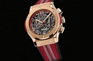 Hublot launches Classic Fusion Chrono Aerofusion Cricket timepiece for game enthusiasts