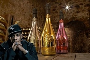 Jay Z is now the proud owner of the Armand de Brignac Champagne brand