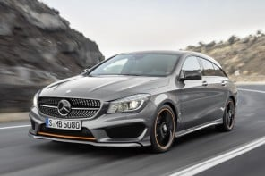 Mercedes Benz CLA and CLA45 AMG goes official
