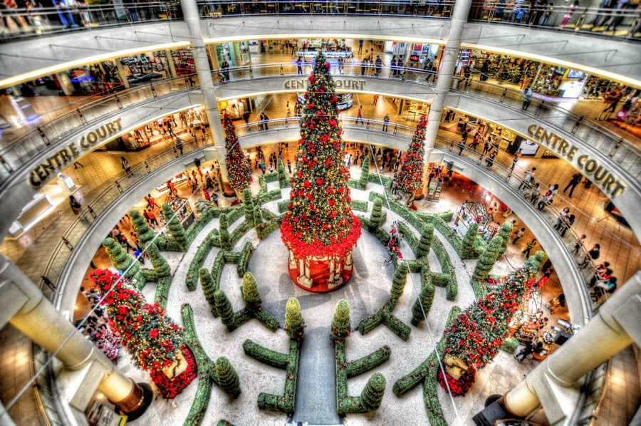 Mid Valley Megamall - Shopping Mall in Kuala Lumpur