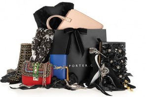 Net-A-porter launches its first-ever fantasy gift list and limitless shopping's just one of the things on it