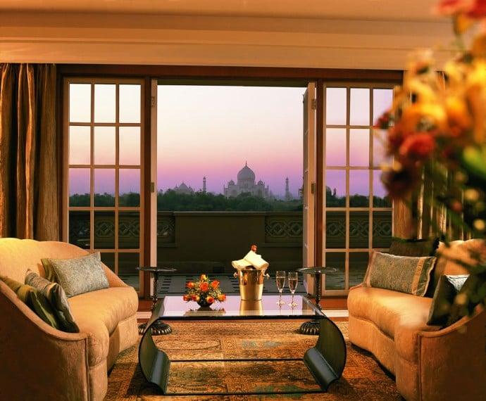 Kohinoor Suite - Balcony