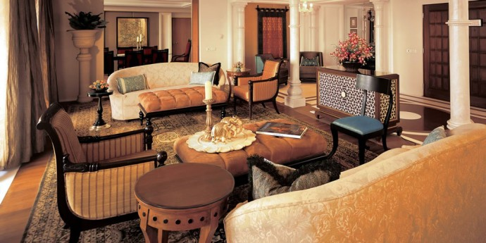 Kohinoor Suite – Living Room