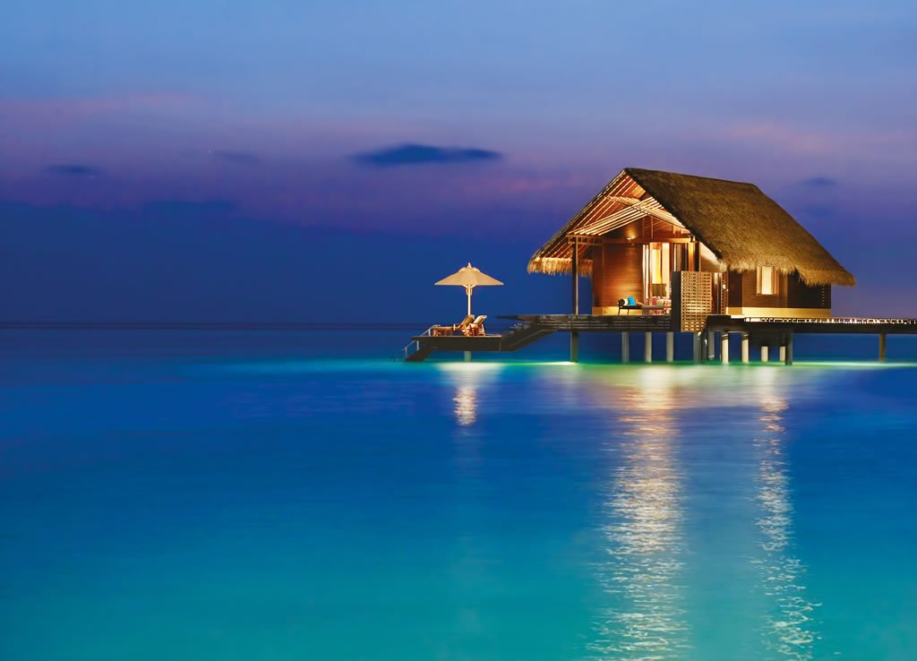 Top 9 Most Exquisite Overwater Villas In The World Page