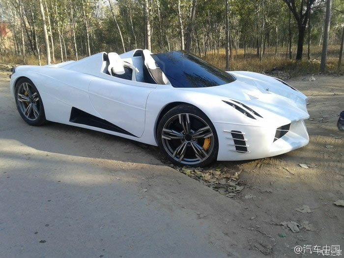 this made in china pagani huayra roadster replica is ridiculously