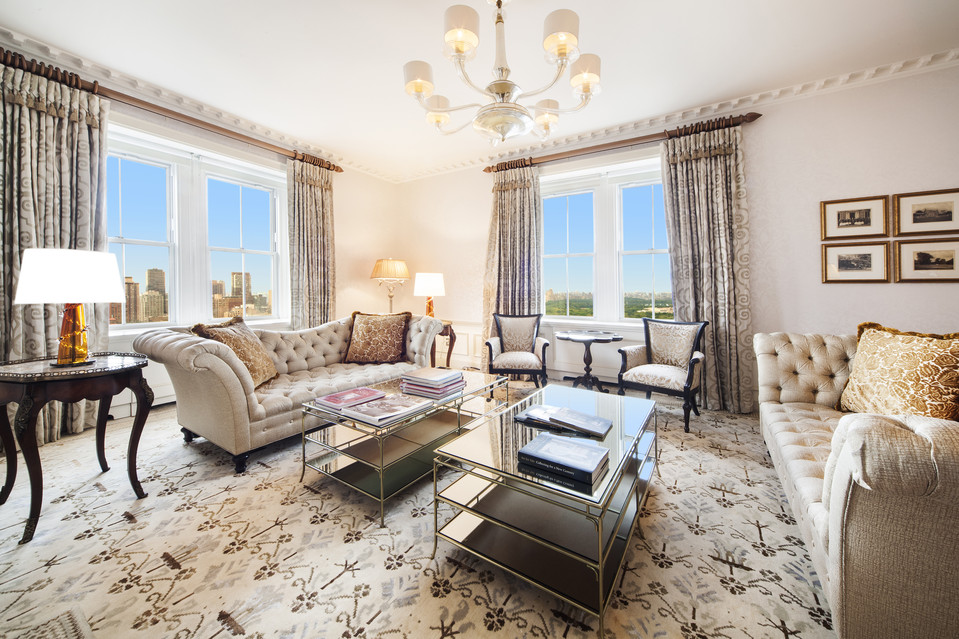 Pierre Hotel S Presidential Suite Is New York City S Most