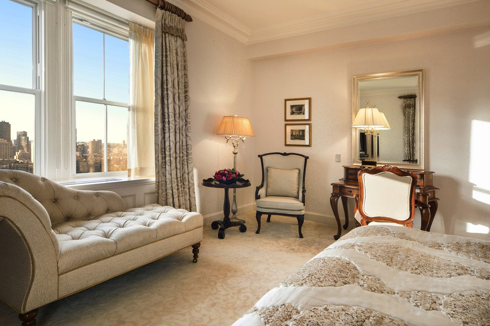 Pierre Hotel's presidential suite is New York City's most ...