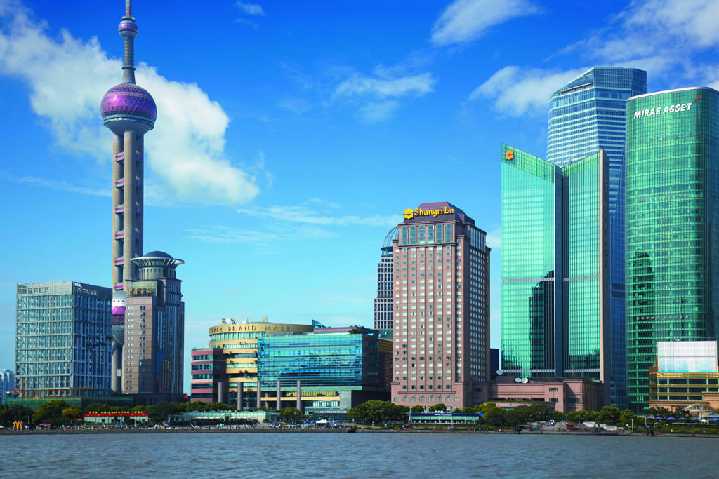 pudong shangrila review
