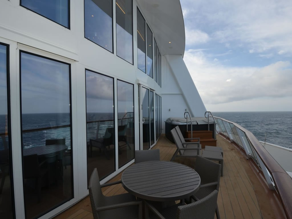 Quantum of the seas luxury like never before on the high for Balcony in cruise ship
