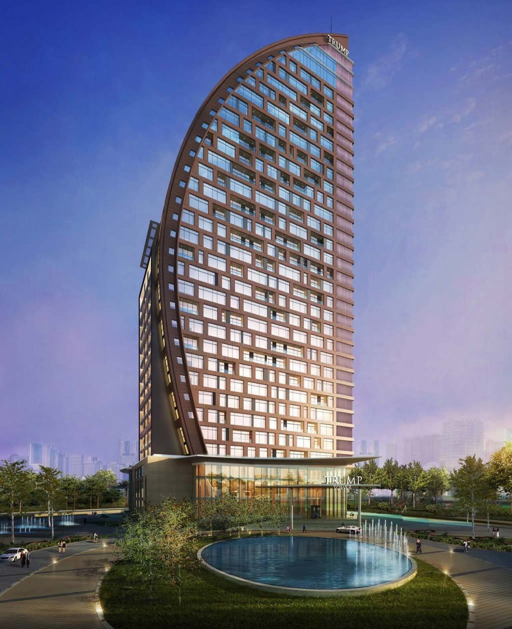 The Trump Hotel – all ready to make Baku its home