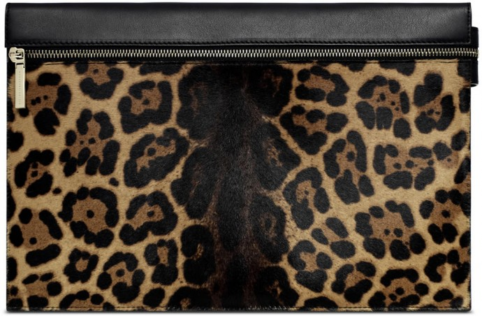 victoria-beckham-large-zip-pouch-leopard