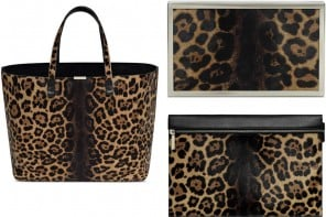Victoria Beckham launches a leopard-print capsule collection for a limited time