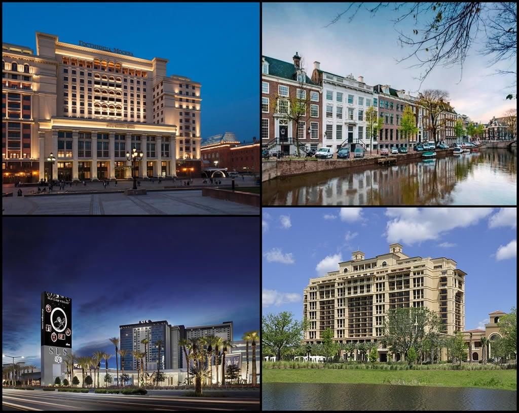 hotels luxury opened resorts luxurylaunches