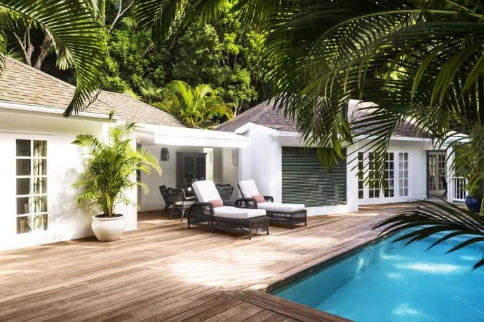 2 Bed Garden Suite Pool
