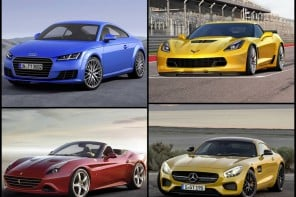 We pick the 10 best cars from 2014