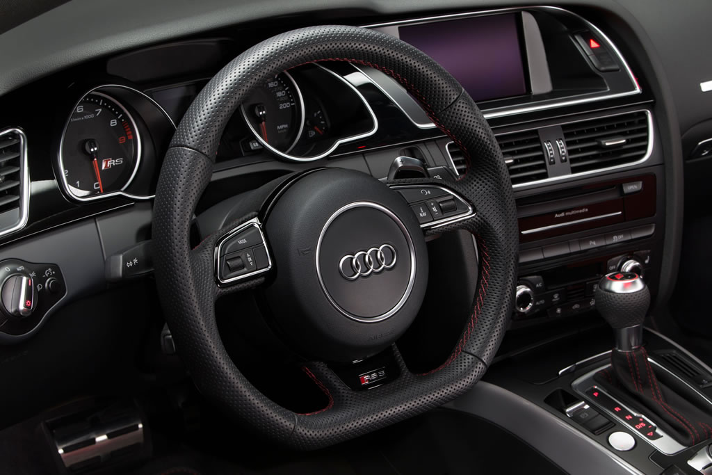 audi rs5 coupe edition sport hood power system