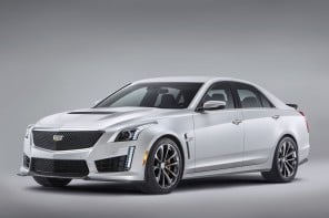 2016 Cadillac CTS-V with 640hp on tap is the most powerful car in the brand's history