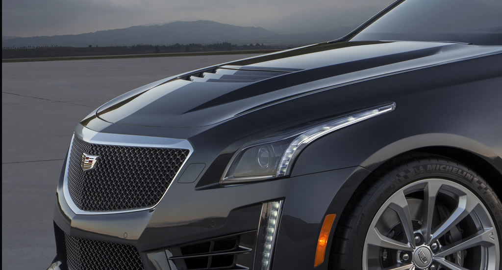 2016 Cadillac CTS V With 640hp On Tap Is The Most Powerful