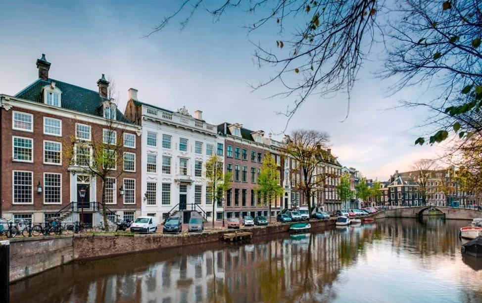 The 15 best luxury hotels that opened in 2014 for Best luxury hotel in amsterdam