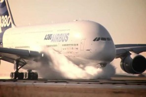 Will the world's largest passenger plane, the A380 soon become extinct?