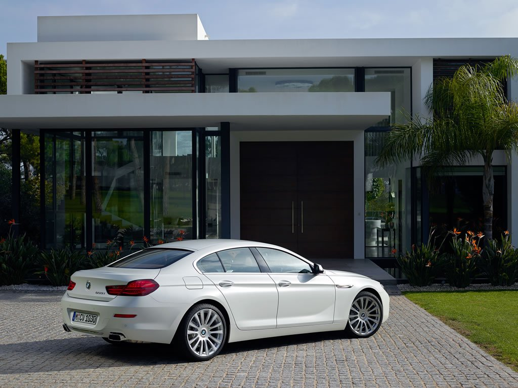 Revised 2015 Bmw 6 Series Family Unveiled