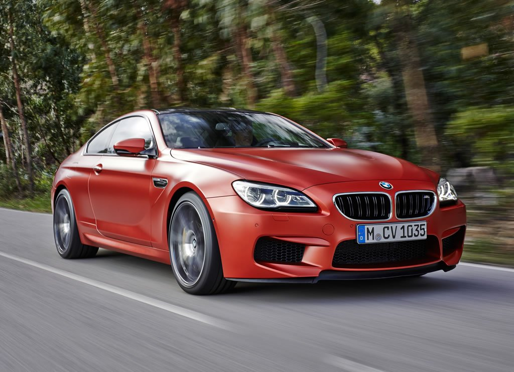 All New 2015 Bmw M6 Unveiled Recieves Subtle Styling