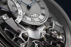 Breguet unveils Tradition Automatique Seconde Retrograde 7097 ahead of 2015 Baselworld