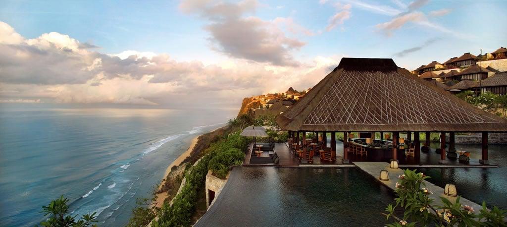 Suite Of The Week The Breathtaking Ocean Cliff Villa At Bulgari Resort Bali Luxurylaunches