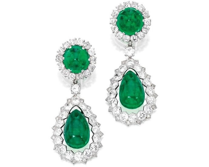Sotheby S Jewelry Auction Fetched 44 1 Million Selling