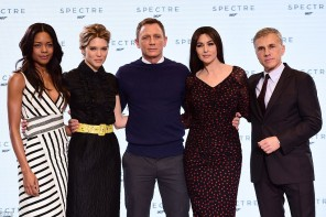 At $300 million the latest Bond film 'Spectre' could be most expensive reveals Sony hack