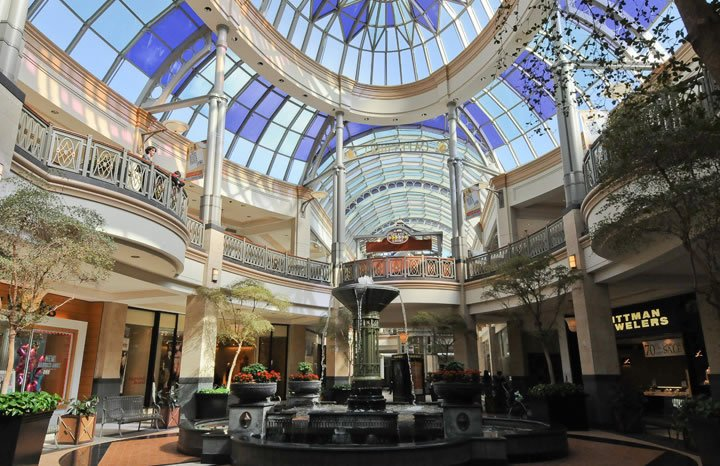 Restaurants In King Of Prussia Mall Pa