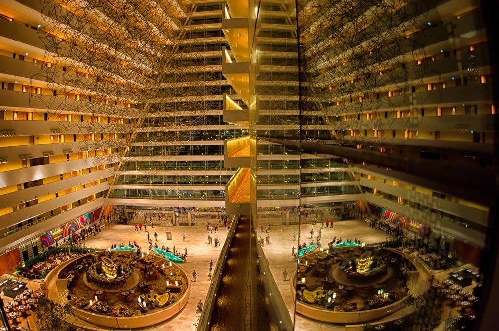 Singapore's Top 5 Luxury Hotels