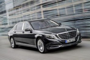 Mercedes-Maybach S-Class pricing announced starting at $167,000