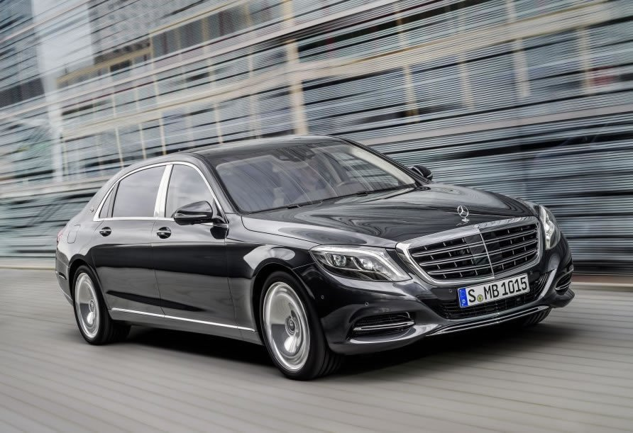 Mercedes-Maybach S-Cl pricing announced starting at $167,000 -