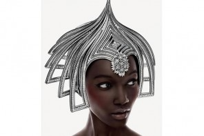 Are you ready for Philip Treacy's collection for MAC cosmetics? Here's your first look!