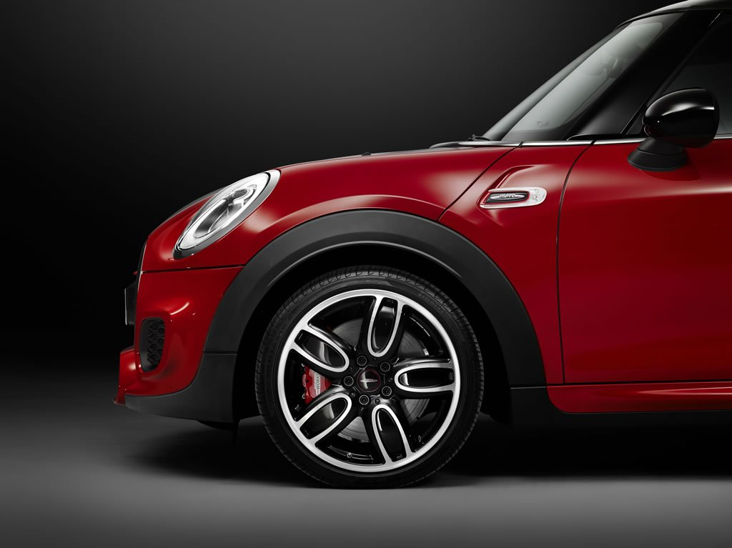 2015 Mini John Cooper Works Unveiled  Its The Most Powerful Mini Ever   Luxurylaunches